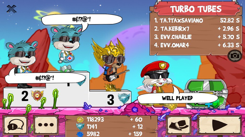 All those guys just got washed #funrun2 #Kebirx7 #charlie #Omar4<br>http://pic.twitter.com/KD6gwnsBVS