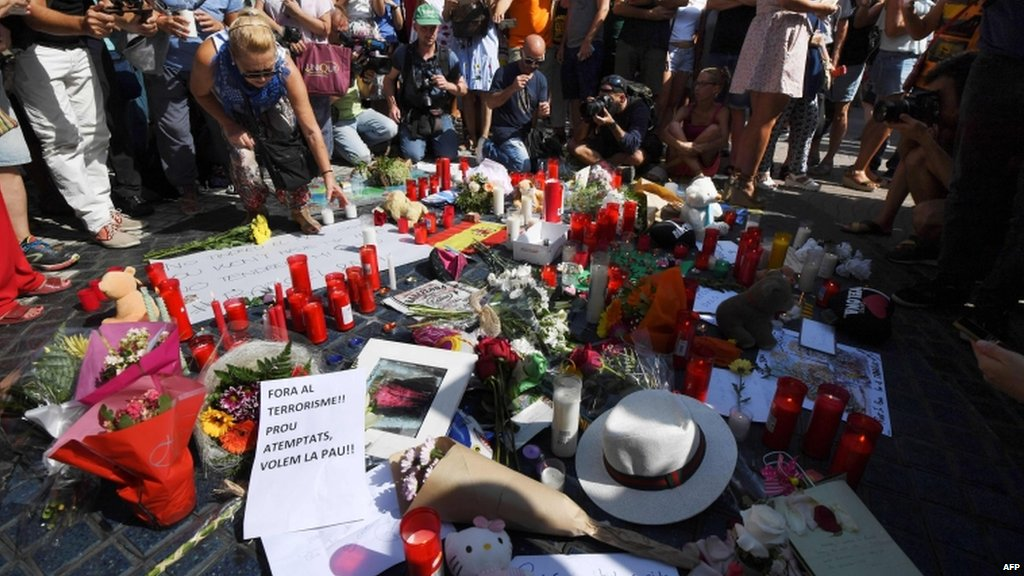 Thumbnail for Terror in Barcelona: HRW Daily Brief