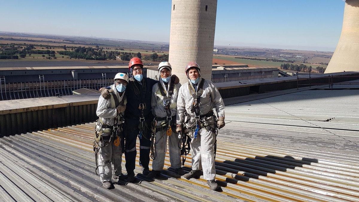 #Jet Demolition Rope Access Crew <br>http://pic.twitter.com/6wWnlGIK3P