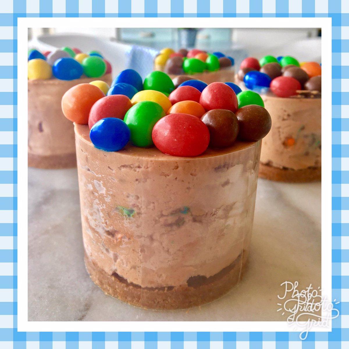 Peanut M&amp;M Cheesecakes @A_Cheesecakes #luxury #M&amp;M #cheesecake @welcomescotland @edfestival @edfringe @TrybalApp @TeamWestLothian @edinburgh<br>http://pic.twitter.com/5tVwXGr2pb