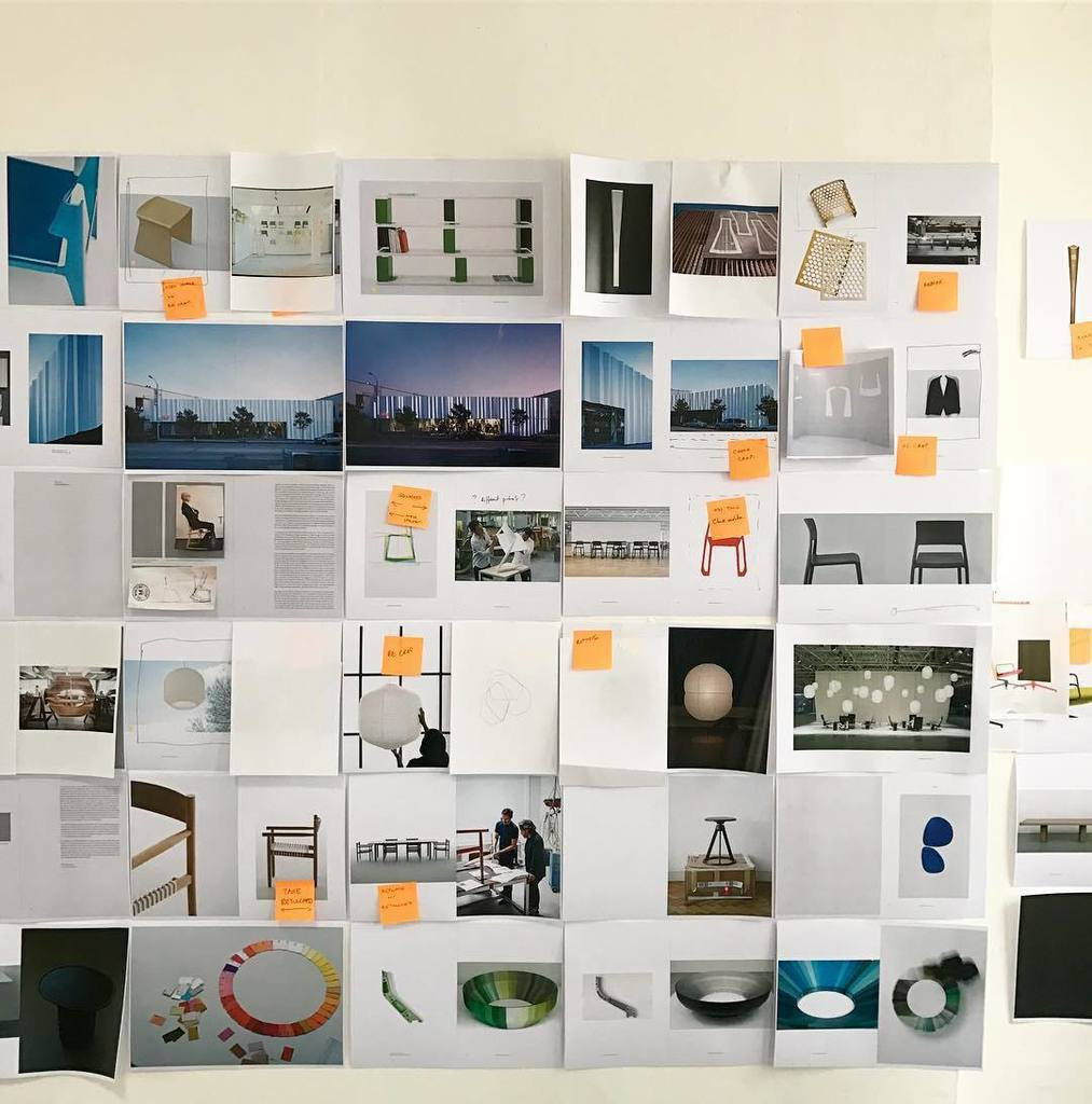 Selecting images back in February for our new Phaidon book, Barber Osgerby Projects. @phaidon @phaidonsnaps #barbe…  http:// ift.tt/2uOIjf1  &nbsp;  <br>http://pic.twitter.com/bt9enZ6rEB