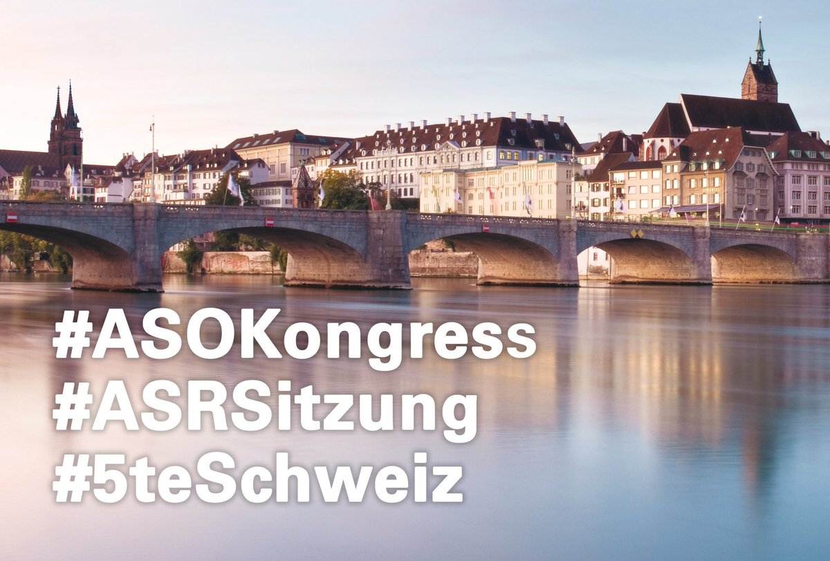 95th Congress of the Swiss Abroad in #Basel this weekend. 120&#39;000 Swiss live in North America, 63&#39;000 in Latin America &amp; the Caribbean <br>http://pic.twitter.com/1CXyZtJJtE