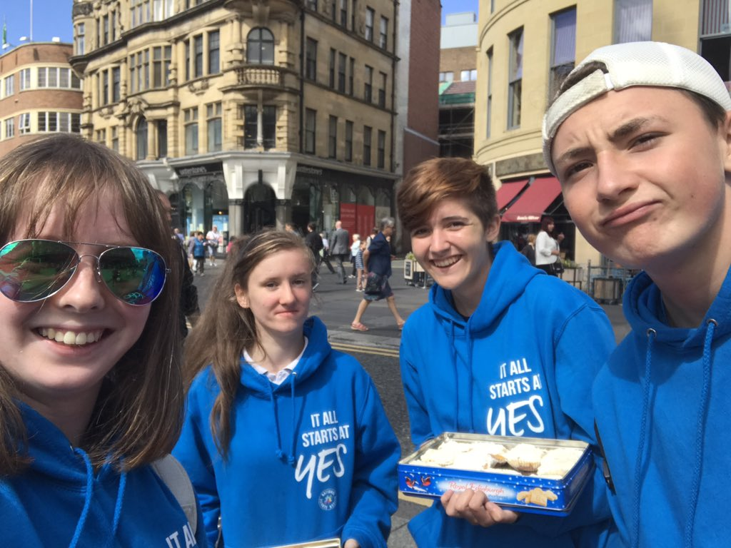 The cake sale is going well! #ncssouthtyneside @ncs @ncsnortheast @HeadlinersUK @HeadlinersNE #ncs #cakesale<br>http://pic.twitter.com/WjxGzXT5h8
