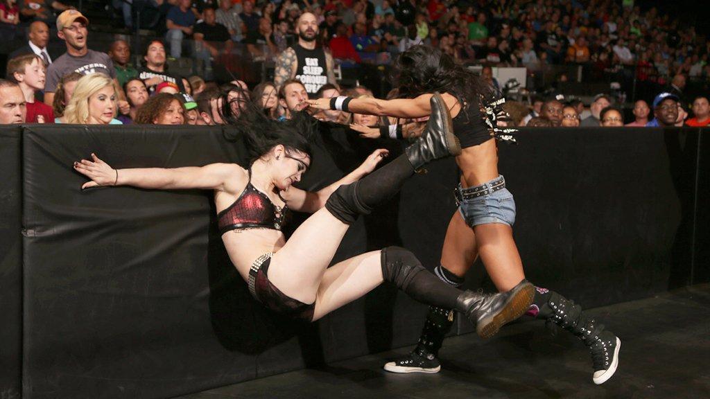 Lady @TheAJMendez is a dominant Goddess of @WWE #TeamAJ #RT if u agree #WeLoveAJ #AJFansForEver #RAW #WWENOC<br>http://pic.twitter.com/R8gjDRIS4U