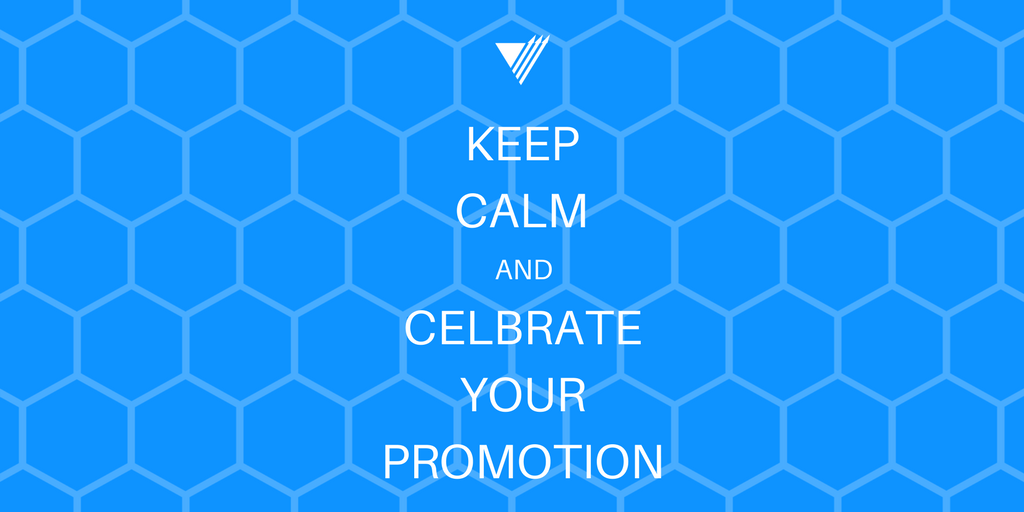 Keep calm! @UofDenver student Michael Verso from our Islip office has gotten an Advisor promotion! #StudentWork #DU@careerservicedu <br>http://pic.twitter.com/fplWn7daDO
