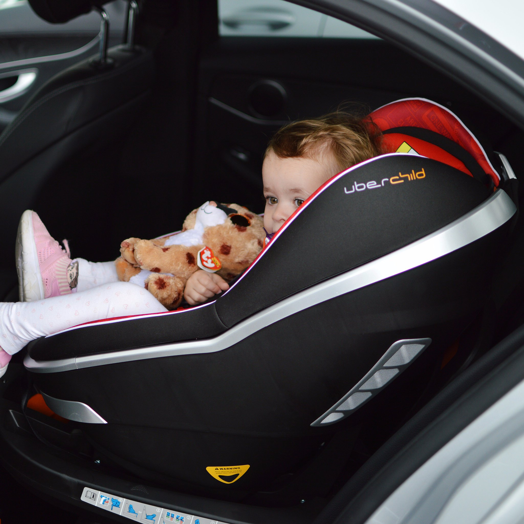 Infababy On Twitter Uberchild I Size Group 01 Car Seat In City Red Colour Also Available Silver Storm