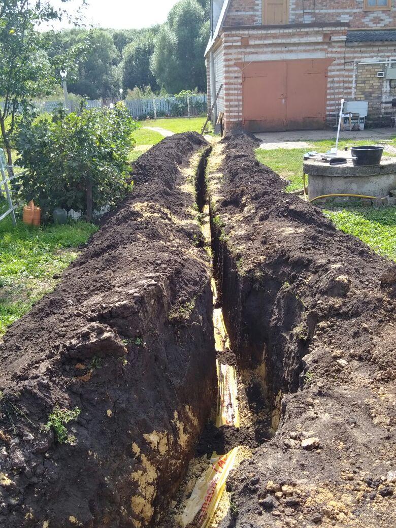 В Узловском районе продолжаются работы по газификации