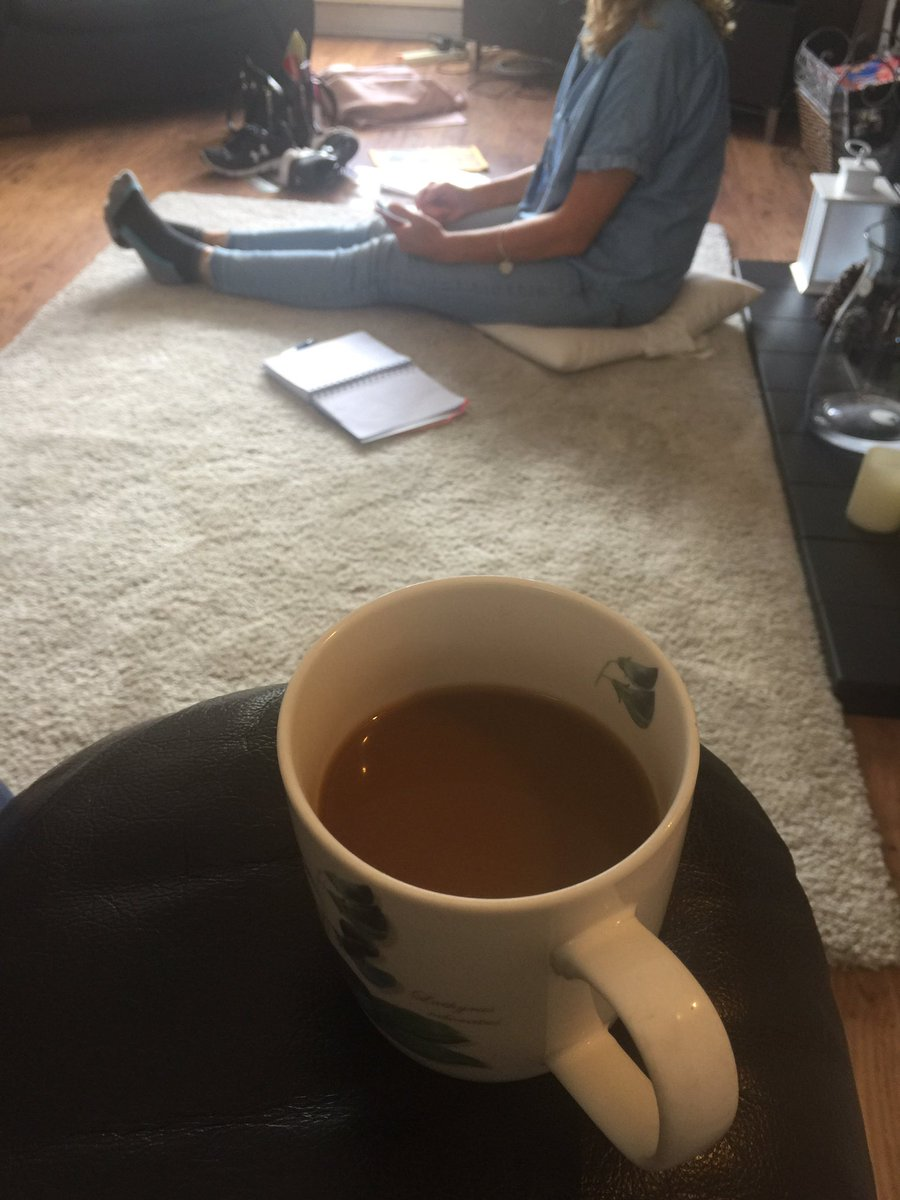 Yes .. this weeks #pressred meeting is in progress  #good #coffee #talks #planning #prayer #notes  Exciting news soon to be announced <br>http://pic.twitter.com/PijLeisytK