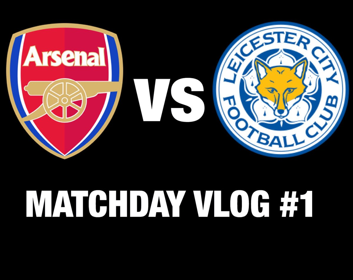 Go Check it out people!!!  https:// youtu.be/5MpCrUe6O24  &nbsp;   #ARSVLEI #ARSENAL #LeicesterCity #FootballVlogs #JSD #EPL #PremierLeague<br>http://pic.twitter.com/S2F02rFKXi