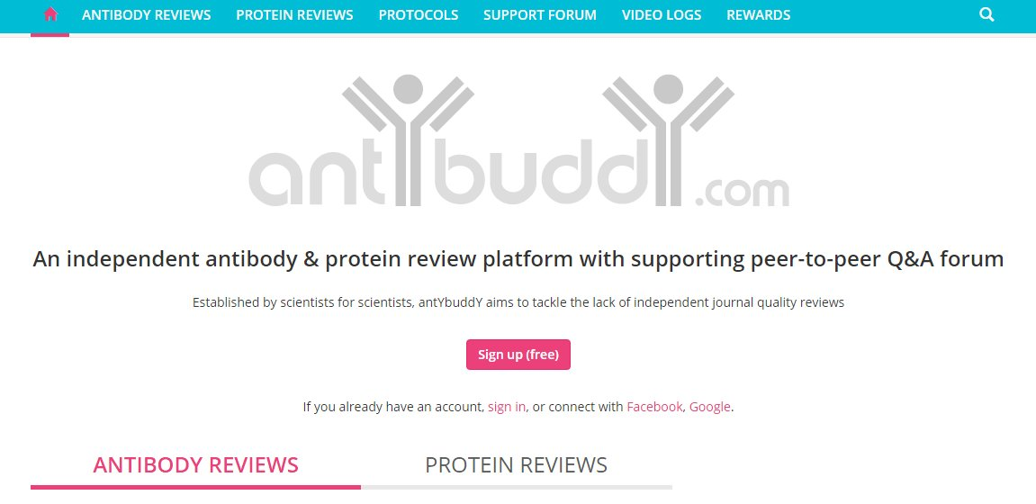 Are you a #scientist working in #Biotechnology #Pharmaceutical or #IVD? antYbuddY invites you to write an independent #protein review #rt<br>http://pic.twitter.com/RMuM5YARYc