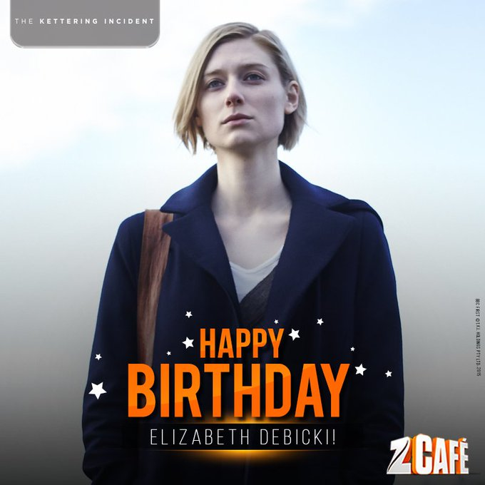 Here s wishing our leading lady from Elizabeth Debicki a very Happy Birthday.