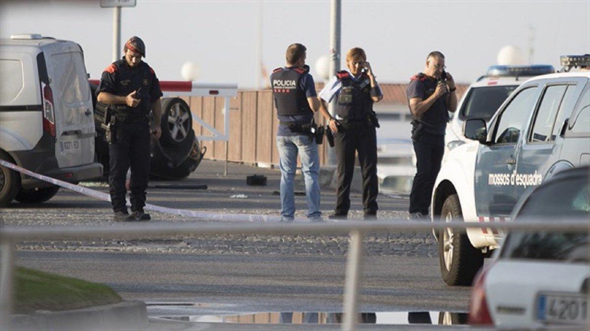 #Barcelona #terror attack's main #suspec...