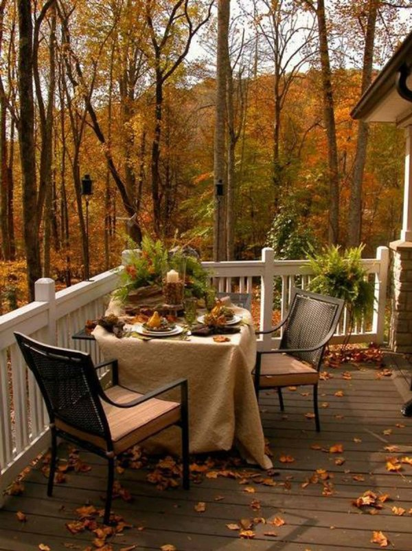 23 Fall Inspired Outdoor Living Spaces That are ULTRA cozy!  via onekindesign   http:// ow.ly/YOGq30emLjQ  &nbsp;   #Realtor #RealEstate #HomeImprovement<br>http://pic.twitter.com/aDxrD5bfdr