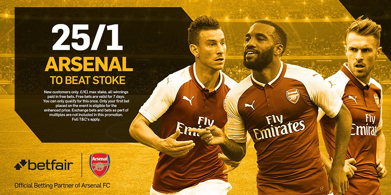 Feeling confident ahead of #SCFCvAFC? New @Betfair customers can get 2...