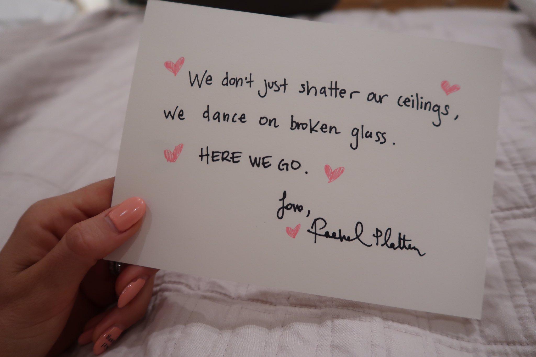 Rachel Platten Street Team :: Home