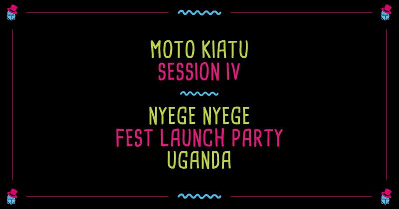#Madrid, #Kigali, #Jinja, #Kampala, #Nairobi, #Ronse, catch #NyegeNyege warm up parties, this weekend or next. #TooMuchSauce #NyegePrep<br>http://pic.twitter.com/XuTvwbbB8X