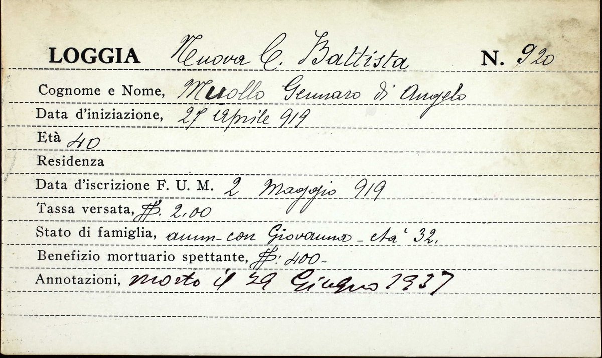 If your #ancestor belonged to an organization, what records might they have for your #familytree? #genealogy  http:// bit.ly/2vKGeni  &nbsp;  <br>http://pic.twitter.com/S07oBRRInN