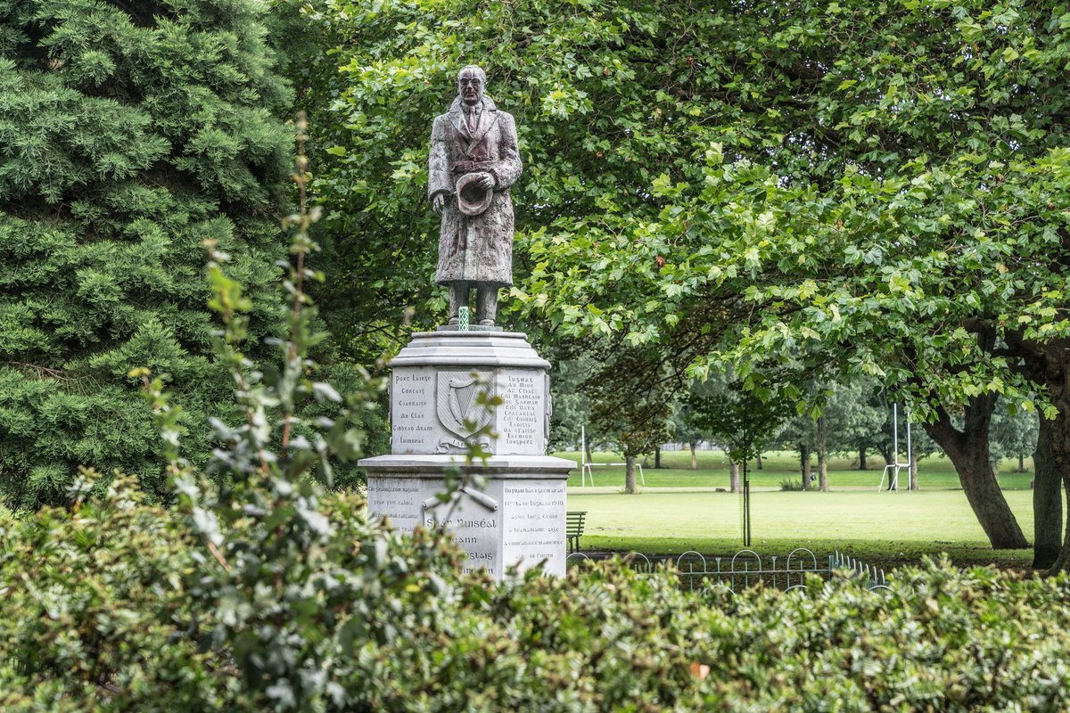 The IRA's Seán Russell and the story of Dublin's most controversial statue https://t.co/XsMz9zahkp