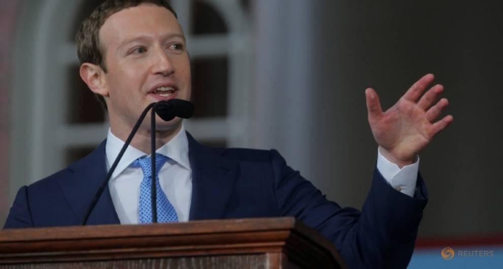 Facebook's Mark Zuckerberg to take two m...