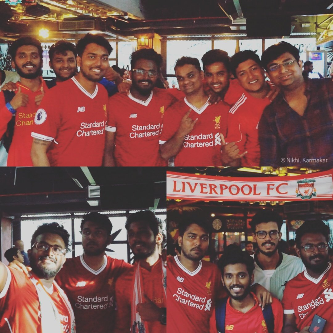 Some great pictures from our Watford v Liverpool Screening from last weekend at @RaastaBombay #lfc #watliv <br>http://pic.twitter.com/J1nuVHjb0e