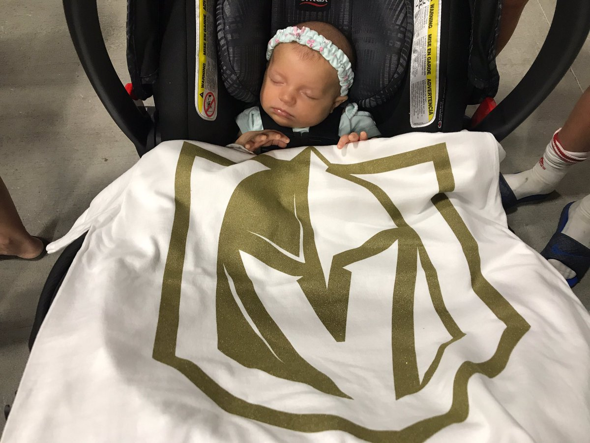 Starting them out young here in Bozeman. #VGKRoadTrip https://t.co/ebf...