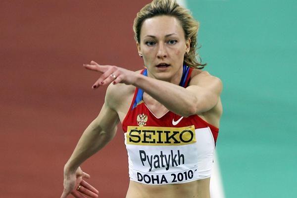 Atleta russa do salto triplo pega gancho de quatro anos por doping: https://t.co/GFS6mNHHvq
