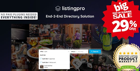 Need your own #Directory niche? Try #ListingPro end-to-end directory solution. #WordPress #Yelp #FourSquare  https:// bitly.com/listingprowp  &nbsp;  <br>http://pic.twitter.com/uv2iq6ZqIH