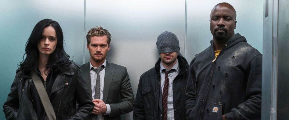 What to expect from Marvel's 'The Defenders': https://t.co/nrInxMsH6O...