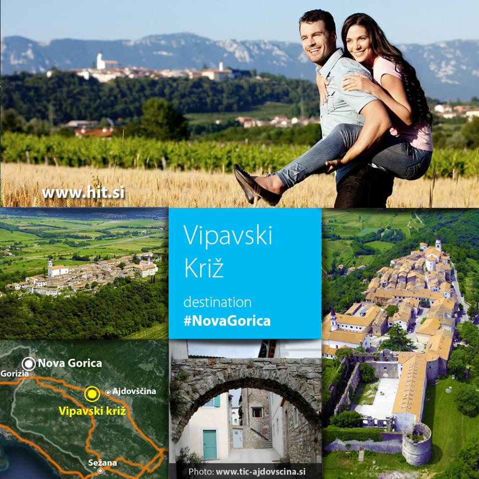 #VipavskiKriž – #Renaissance fortress picturesque #village #Capuchin #monastery #VipavaValley #NovaGorica -&gt;  http:// hit.si/s/?998637  &nbsp;  <br>http://pic.twitter.com/yxkEcCaCXc