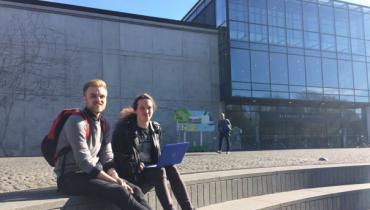 Find out how an #ErasmusPlus Master Loan allowed UK&#39;s Blair Clark to focus his energy on his Master's in Denmark :  https:// ec.europa.eu/programmes/era smus-plus/anniversary/all-stories_en &nbsp; … <br>http://pic.twitter.com/afmZQ72EaJ