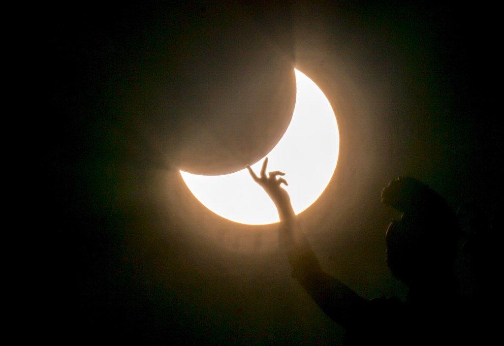 Estos son los países de Latinoamérica donde podrás ver el #eclipse sol...