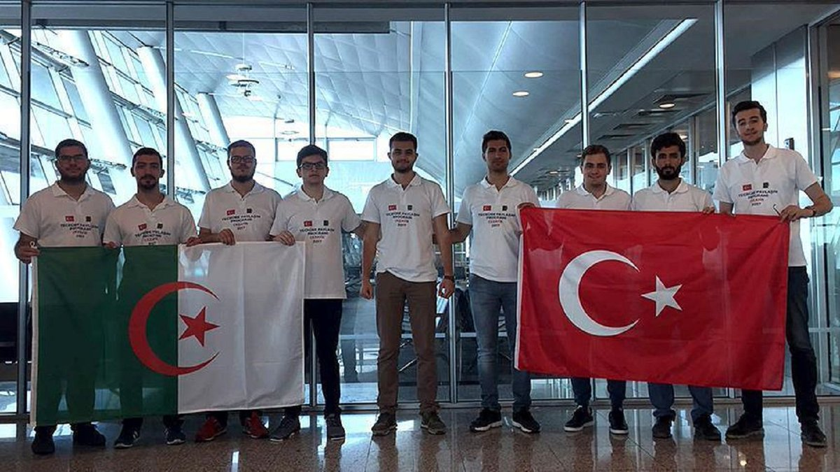 #Turkish students set off for #exchange...