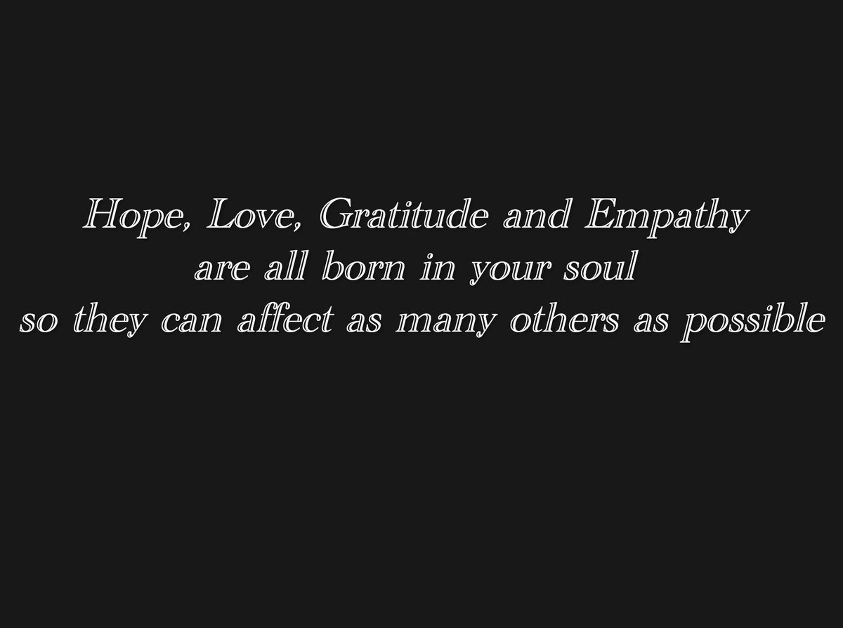 #Hope #Love #Gratitude Take these along &amp; that&#39;s a pretty great start to your day #FridayFeeling #BeTheChange #Peace <br>http://pic.twitter.com/xEa5YyYR4j