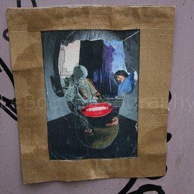 Today&#39;s favourite #unknown #artist #bricklane #streetart #urbanart #graffiti #graffitiart #art #instagrafite #spra…  http:// ift.tt/2uOjuA0  &nbsp;  <br>http://pic.twitter.com/3VERRZd4jL