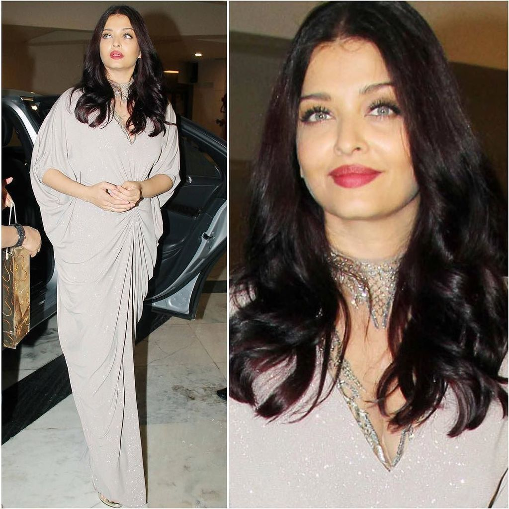 Aishwarya Rai Bachchan  Dress - @gauravguptaofficial  Styled by - @aasthasharma612  #bollywood #style #fashion #be…  http:// ift.tt/2fQkbCg  &nbsp;  <br>http://pic.twitter.com/3ss95ziYmD