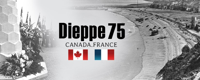 #FactFriday: Tomorrow marks the 75th anniversary of the Dieppe Raid #D...