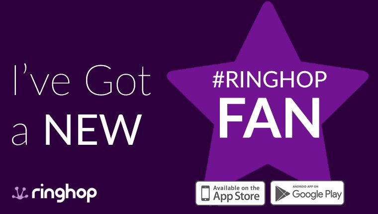 I've just got a new #ringhop fan! Get access to my private content at...