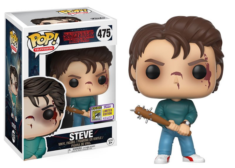 RT & follow @OriginalFunko for a chance to win an #SDCC 2017 Steve...