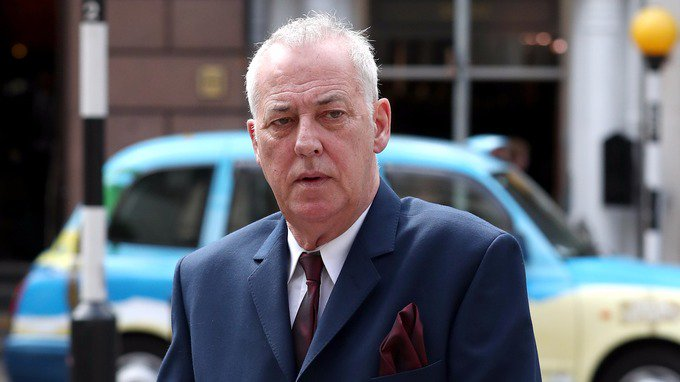 Michael Barrymore set to get substantial payout from police for wrongful arrest. #Police #Law #Legal   http://www. itv.com/news/2017-08-1 8/michael-barrymore-wrongful-arrest-high-court-case-damages-decision/ &nbsp; … <br>http://pic.twitter.com/VkhSsssHpB