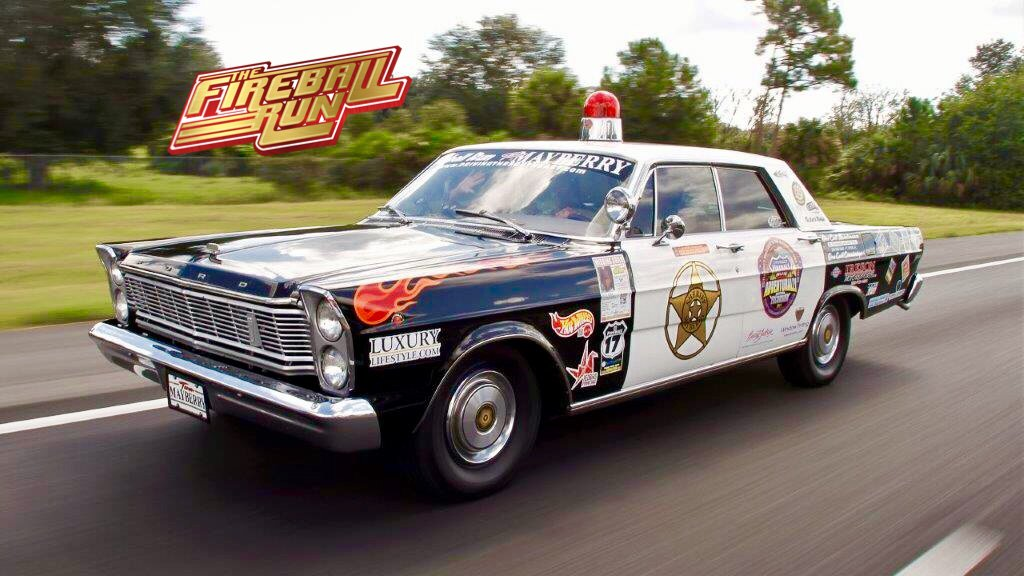 #FastFriday #FireballRun Season05: Team #Mayberry in their #vintage #AndyGriffith Show #Ford Galaxie 500. #roadtrip<br>http://pic.twitter.com/L7Att9GvFt