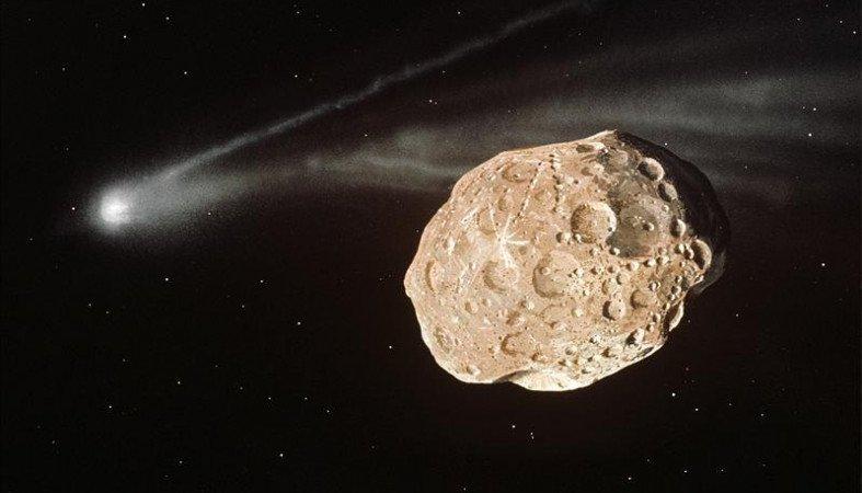 менее астероид флоренс картинки она, прежде