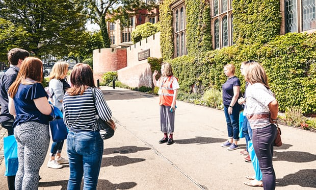 Nervous #universities await #clearing as #student #applications fall via @guardian. #Clearing2017 #HE   http:// bit.ly/2wgl129  &nbsp;  <br>http://pic.twitter.com/jtjKKhbaqX