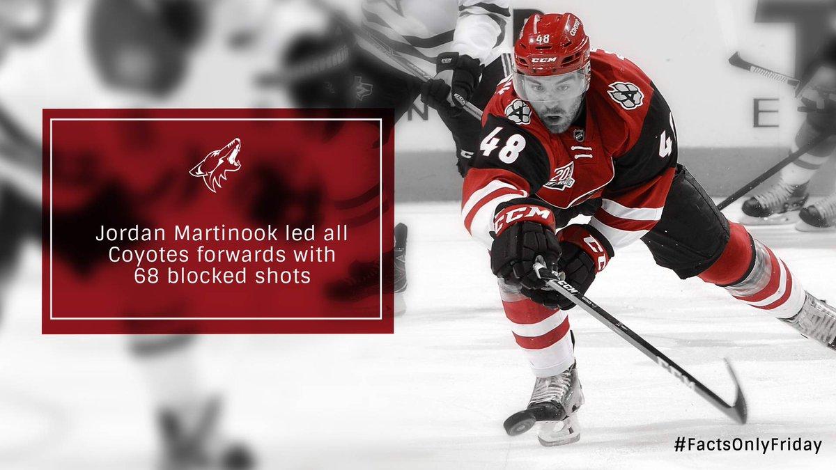 Jordan Martinook does it all.  #FactsOnlyFriday https://t.co/3R3KJBBDw...
