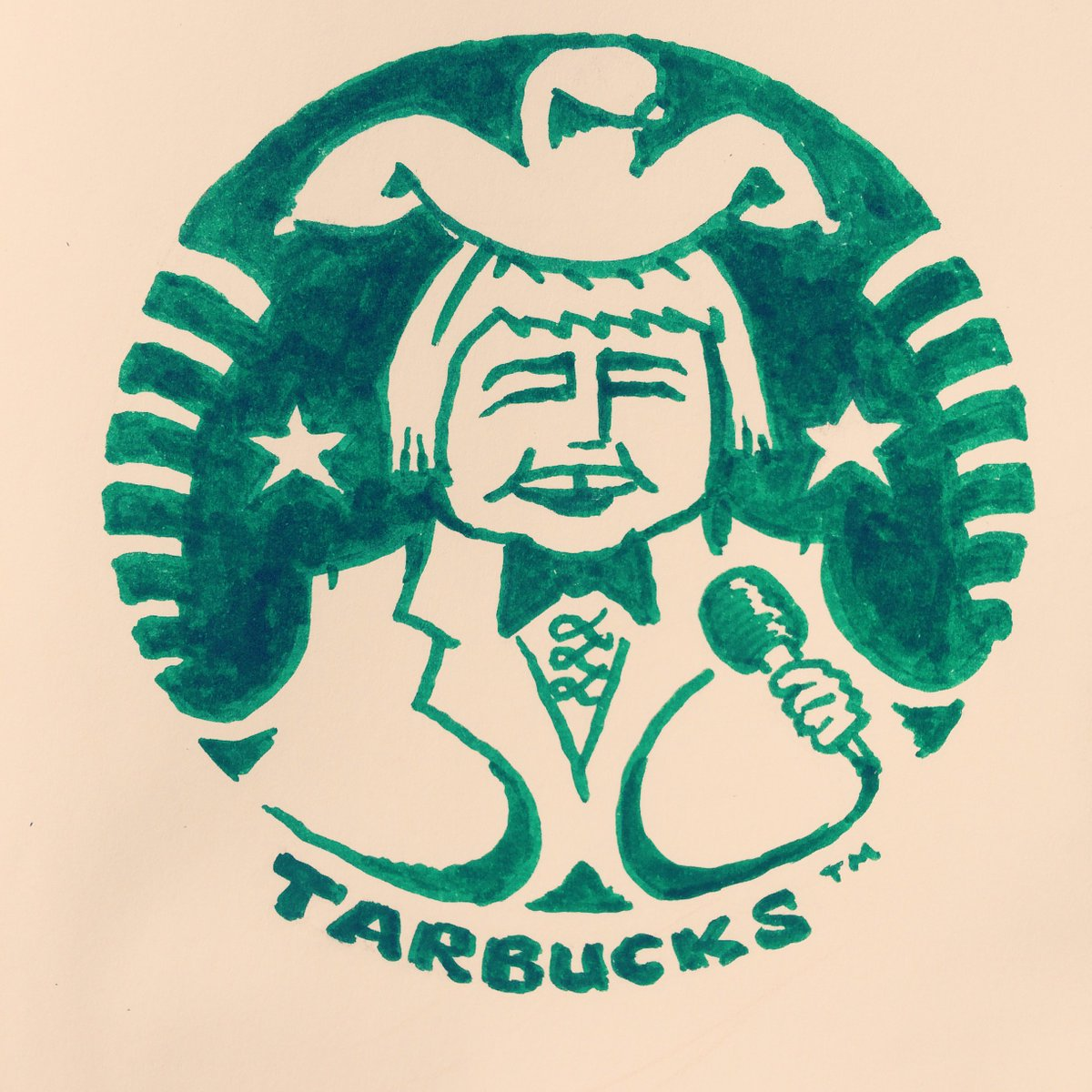 TARBUCKS https://t.co/VqFnYrMVjB