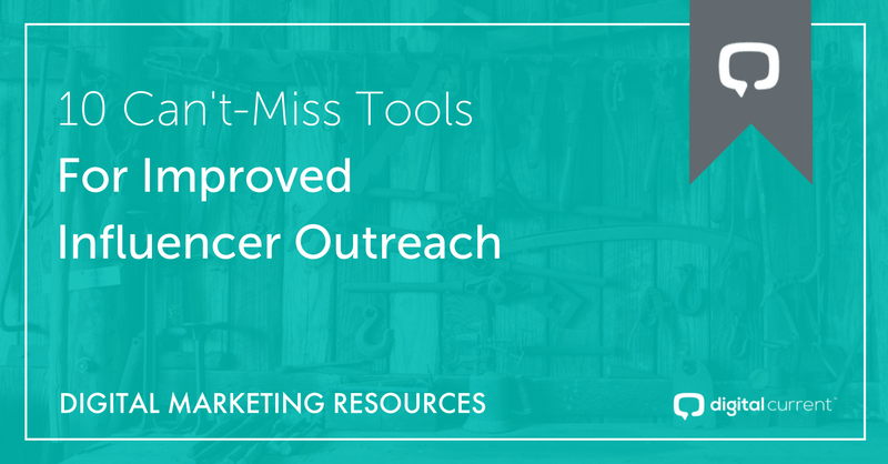 10 Can't-Miss Tools for Improved Influencer Outreach   Digital Current #tools #influence  http:// bit.ly/2hlEg3k  &nbsp;  <br>http://pic.twitter.com/wlnCSU56GA