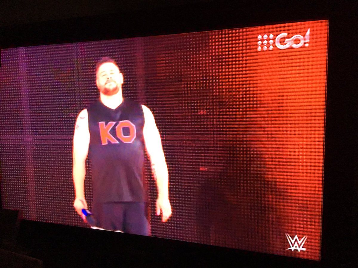 YES!!, YES!!, YES!!  My favourite @FightOwensFight is on free to air TV this is awesome @9Go #9WWE #SDLive @WWEAustralia<br>http://pic.twitter.com/IeYTP8fYUs
