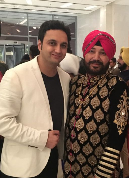 Wish you a very #HappyBirthday @dalermehndi ji May God bless you with a long long life. #HappyBirthdayDalerMehndi #SumitSethi #GoodVibes <br>http://pic.twitter.com/jqynbFUPpQ