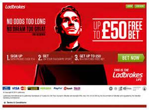 Wow That Does It! I am changing to #Ladbrokes - SignUp Here for a £50 #FreeBet &gt;&gt;  http:// bit.ly/ladbrokesFREE  &nbsp;  <br>http://pic.twitter.com/eZ5kT4N8Q0