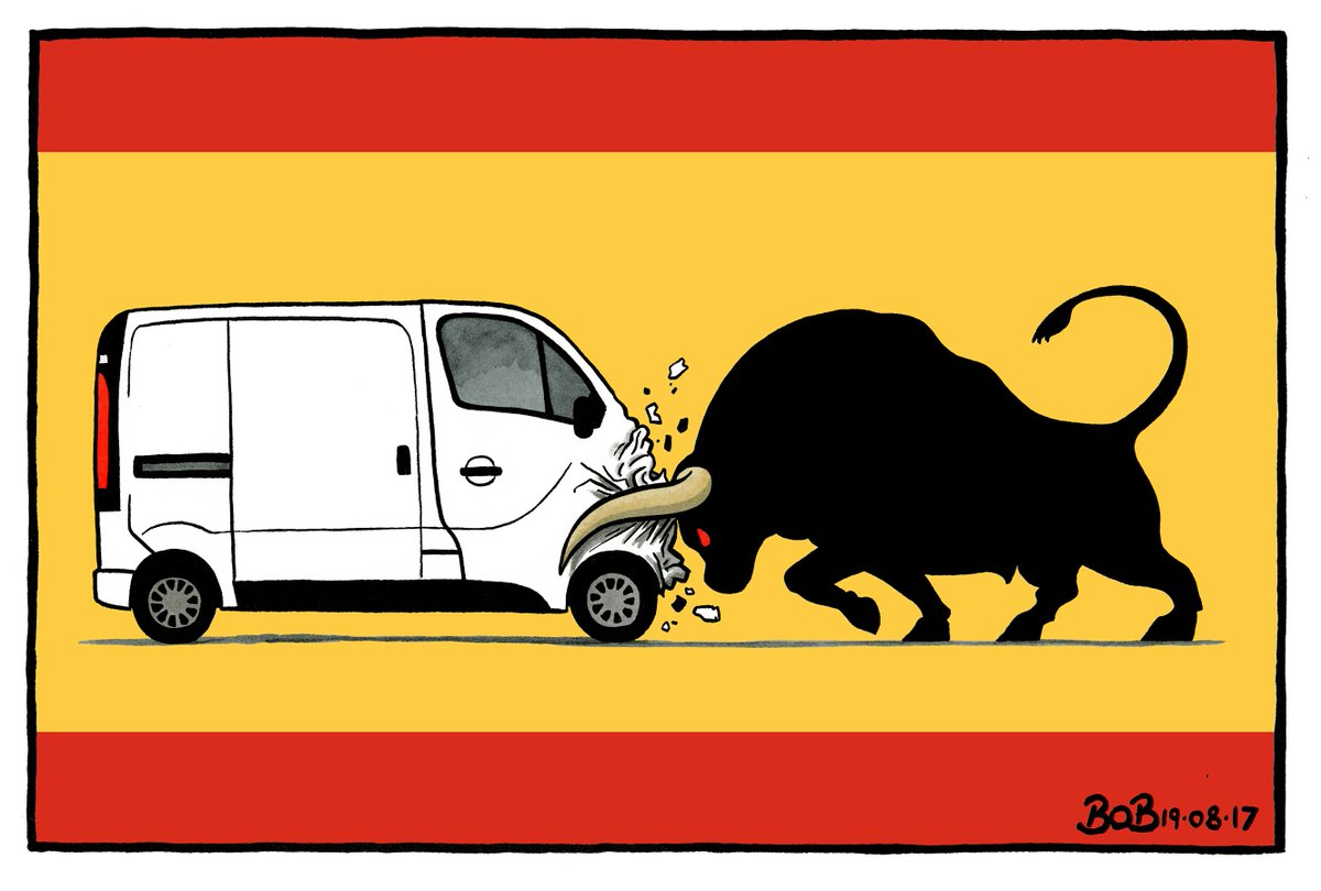Spain stands strong