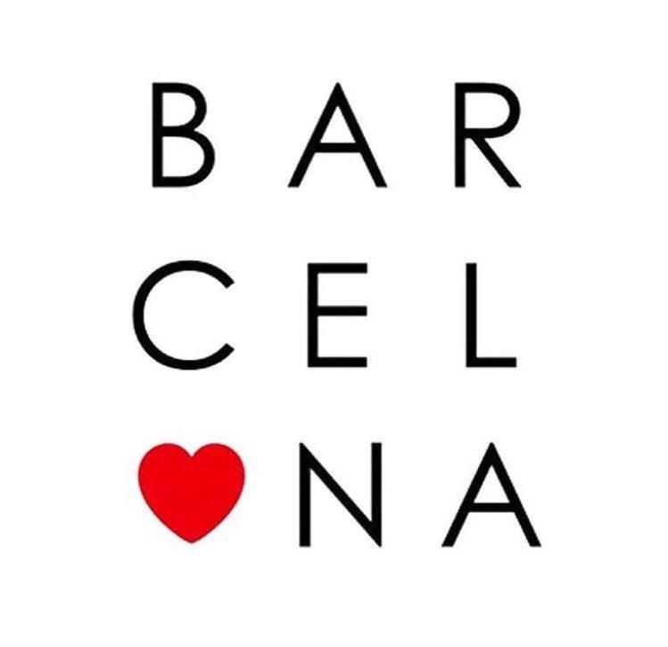 Resultado de imagen de yo amo barcelona